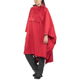 Ferrino Todomodo Ponczo 150 cm, red